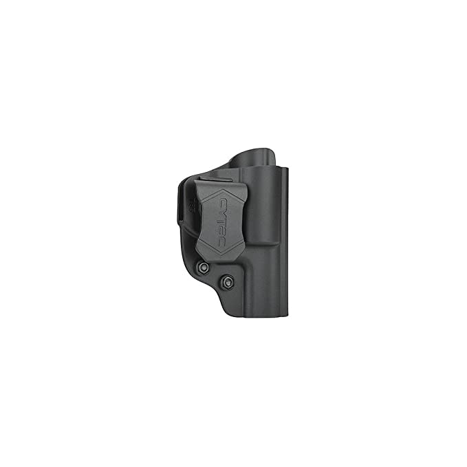 Cytac CY-IT85 Inside Waistband Holster - Taurus T85 Revolver
