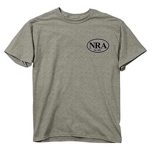 Buck Wear Men's Nra-Retro T-Shirt
