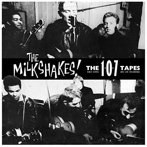 The Milkshakes - 107 Tapes (2PC)