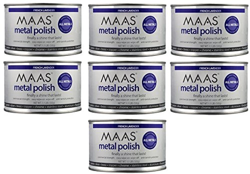 Metal Polish 1.1lb Maas by MAAS (Image #2)
