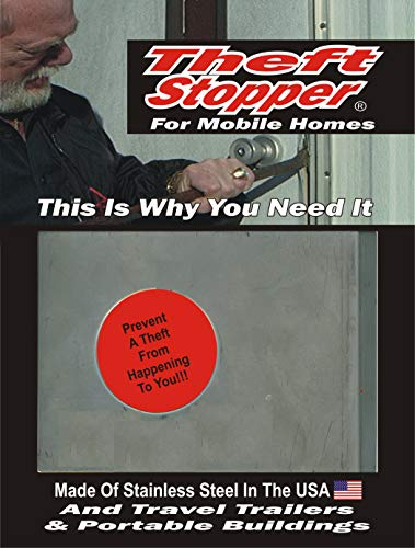 Theft Stopper for Mobile Homes