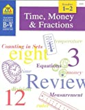 Time, Money and Fractions, Lorie DeYoung, 0887438571