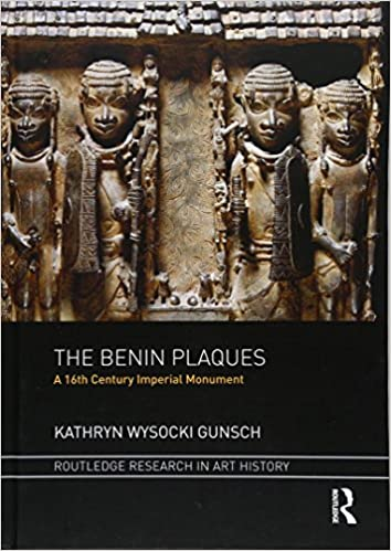 Amazon com: The Benin Plaques: A 16th Century Imperial Monument