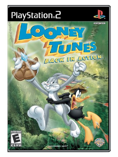 Looney Tunes: Back In Action (Games Action Ps2)