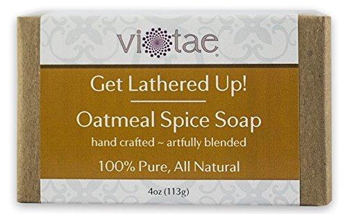 Oatmeal Face Exfoliator - 8