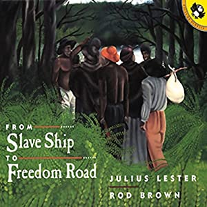 From Slave Ship to Freedom Road Audiobook