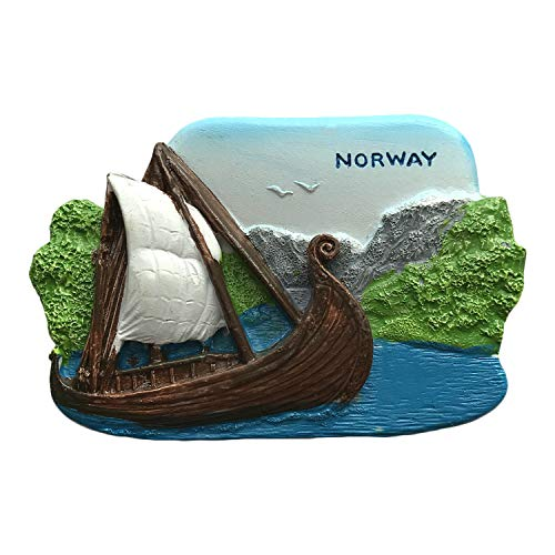 3D Norway Refrigerator Magnet Travel Sticker Souvenirs,Home & Kitchen Decoration Norway Fridge Magnet from China