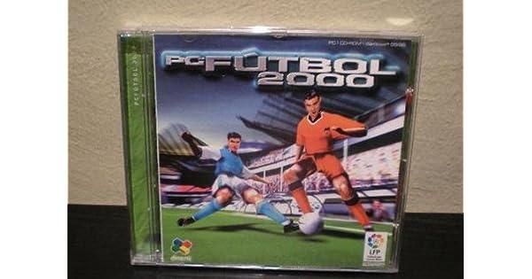Pc futbol 2000: Amazon.es: Videojuegos