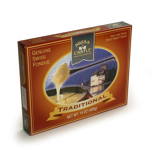 Swiss Castle Traditional Fondue (14 ounce)