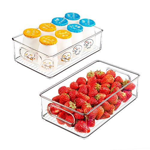 compartmentalize your food for easy access and stop cross contamination
