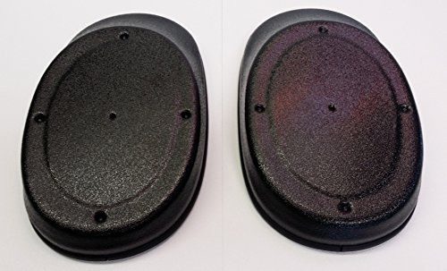 ELON Universal mount 6x9 speaker pod custom car audio enclosure *MADE IN THE USA* (6x9 Template)