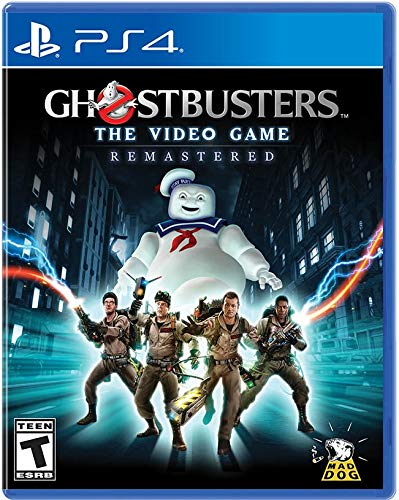 Ghostbusters: The Video Game Remastered – PlayStation 4 Standard Edition