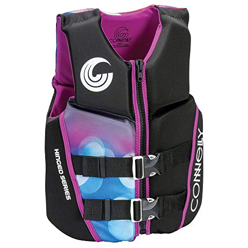Neoprene Child Vest (CWB Connelly Classic Youth Girl's Neoprene Life Vest, 50-90 lbs)