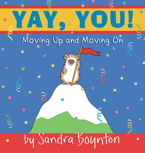Yay, You! : Moving Up