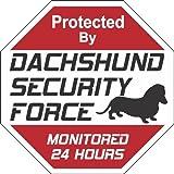 #9: Dachshund Dog Yard Sign