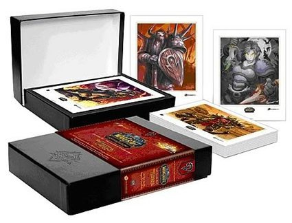 (World of Warcraft The Horde Art Card Set)