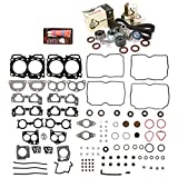 #3: Evergreen HSTBK9012 Head Gasket Set Timing Belt Kit Fits 04-09 Subaru 2.5 SOHC EJ251 EJ253 - VIN G