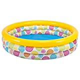 "Large Sunset Glow Inflatable Pool 66"" x 18"""
