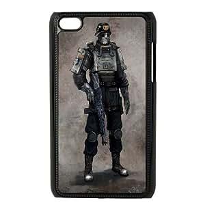 iPod Touch 4 Case Black Wolfenstein The New Order OJ446910