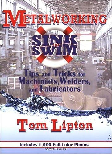 Metalworking Sink Or Swim