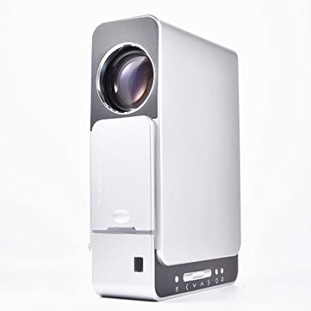 Mini proyector con 3.500 lúmenes ANSI, proyector portátil Full HD ...