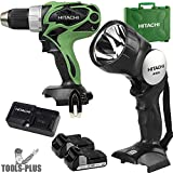 Hitachi DS18DSAL 18-Volt Li-ion 1/2-Inch Cordless Drill/Driver (bare tool – no battery, charger or case) Review