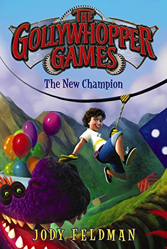 The Gollywhopper Games: The New Champion