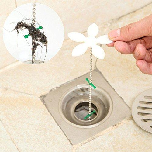 More Care 1PC Badezimmer Haar Clog Remover Werkzeug Badewanne Dusche Haarreiniger Haken