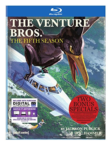 (Venture Bros: Season 5 [Blu-ray])
