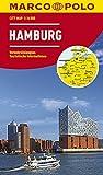 MARCO POLO Cityplan Hamburg 1:16.000 (MARCO POLO Citypläne)
