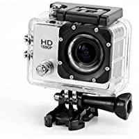 Full HD 1080p Wifi Waterproof 30m Action Camera Camcorder 140° Wide Outdoor Helmet Sports DV 12MP