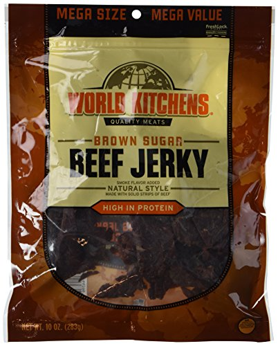 World Kitchens Beef Jerky, 10 ()