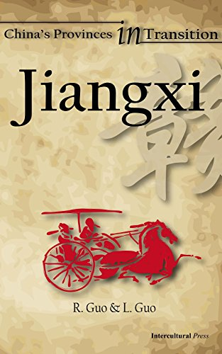 Jiangxi (China's Provinces in Transition Book 17)