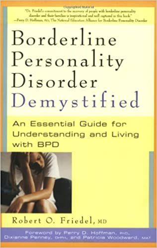 Borderline Personality Book Image
