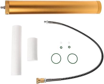 Filtro de separadores agua aceite daskoo 30Mpa De Alta Presión Aire Compresores Pcp