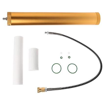 Zohong PCP Compresor Separador de aceite 30 mpa 4500psi 310 bar filtro de aire de alta