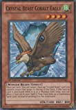 yu gi oh crystal - Yu-Gi-Oh! - Crystal Beast Cobalt Eagle (LCGX-EN160) - Legendary Collection 2 - 1st Edition - Common