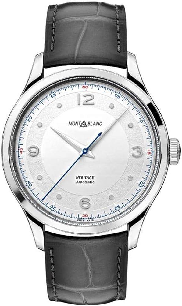 Montblanc Heritage Reloj de hombre automático 40mm caja de acero 119943