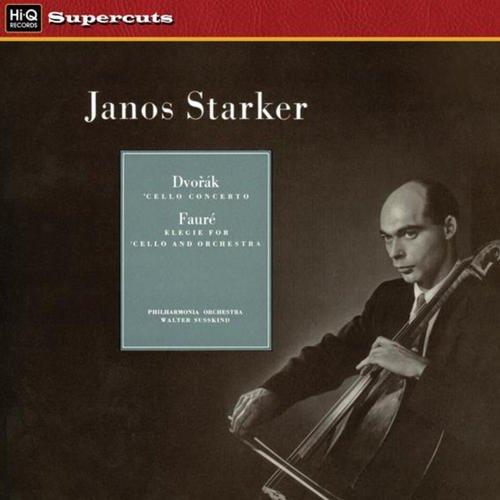 Dvork - Cello Concerto & Faure - Elegie For Cello & Orchestra
