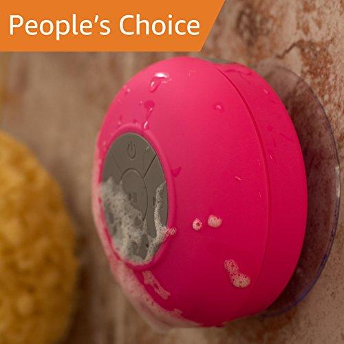 Shower Speaker Waterproof Bluetooth Built