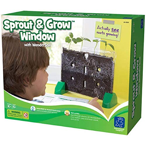 Learning Resources Sprout & Grow Window Gr K & Up