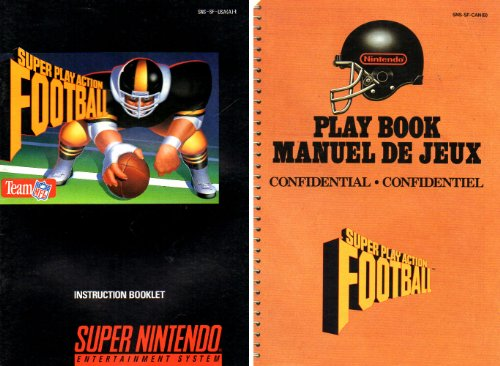 super play action football - 2