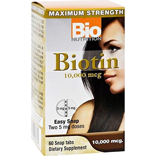 Bio Nutrition Biotin 10000mcg