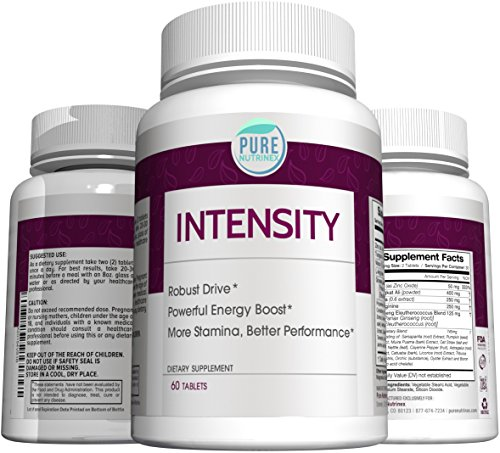 Intensity Male Performance Testosterone Booster
