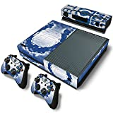 FriendlyTomato Xbox One Console and Controller Skin Set – Football NFL – PlayStation 4 Vinyl For Sale