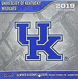 University of Kentucky Wildcats 2019 Calendar