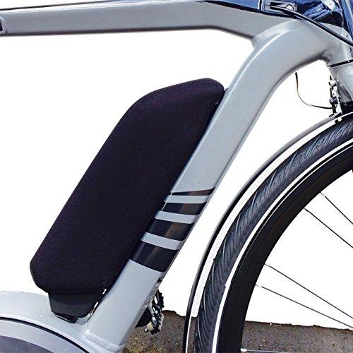 NC-17 E-bike Akku Schutzhülle Batterie Thermo Cover für Bosch Rahmen, Schwarz, One size, 4205