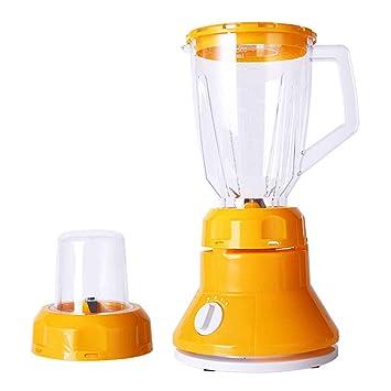 Haoli 25 W Juicer Mini Exprimidor Eléctrico Multi-función de Soja-Frijol Leche Máquina Multifuncional Smoothie Maker: Amazon.es