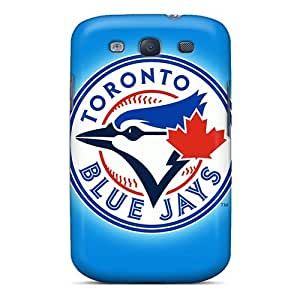 Snap-on Toronto Blue Jays Case Cover Skin Compatible With Galaxy S3 by Maris's Diary