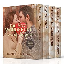 The Most Wonderful Time Of The Year: Christian Romance Collection by [Williams, Suzanne D.]